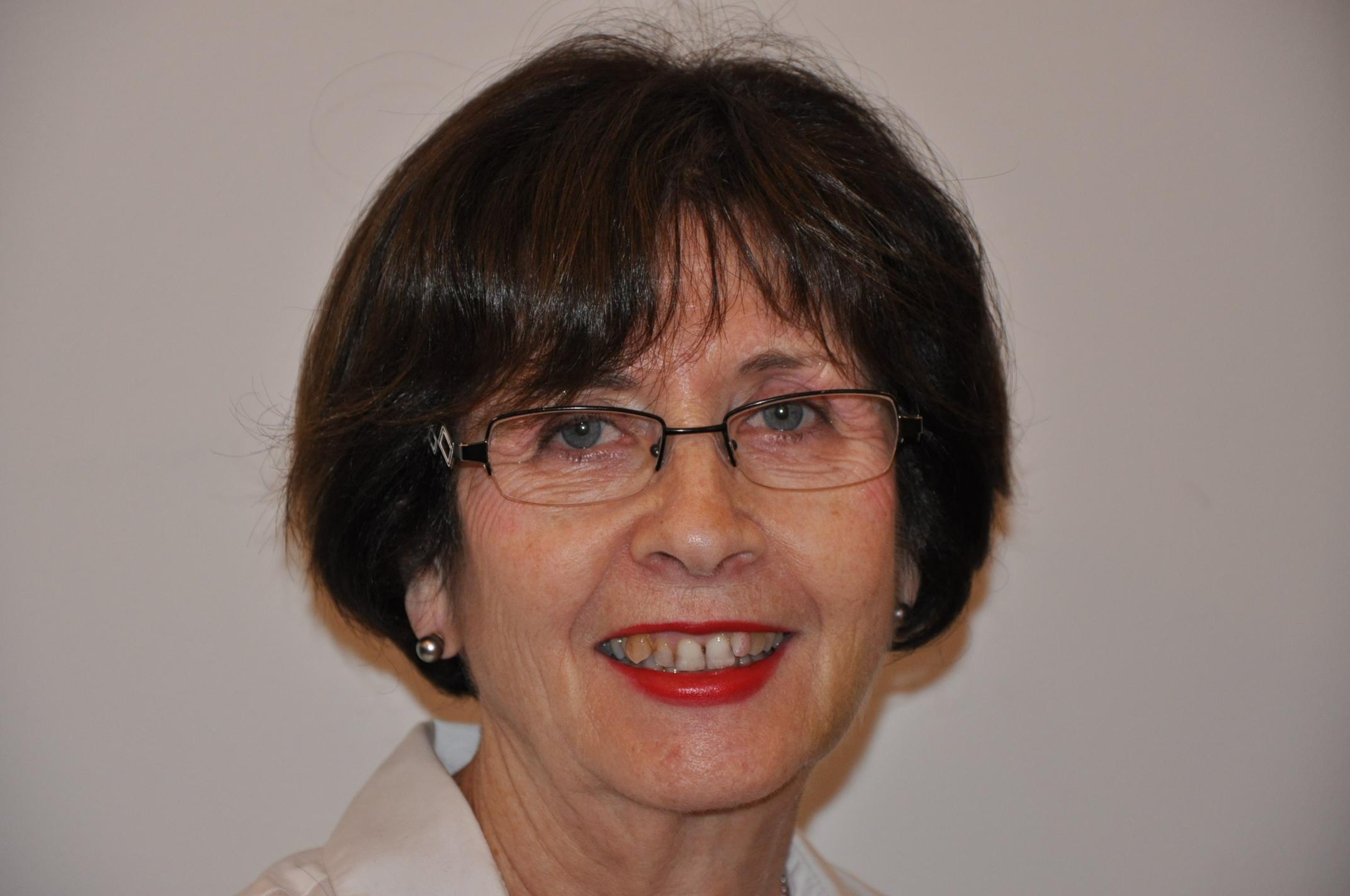 Jacqueline FAVARD