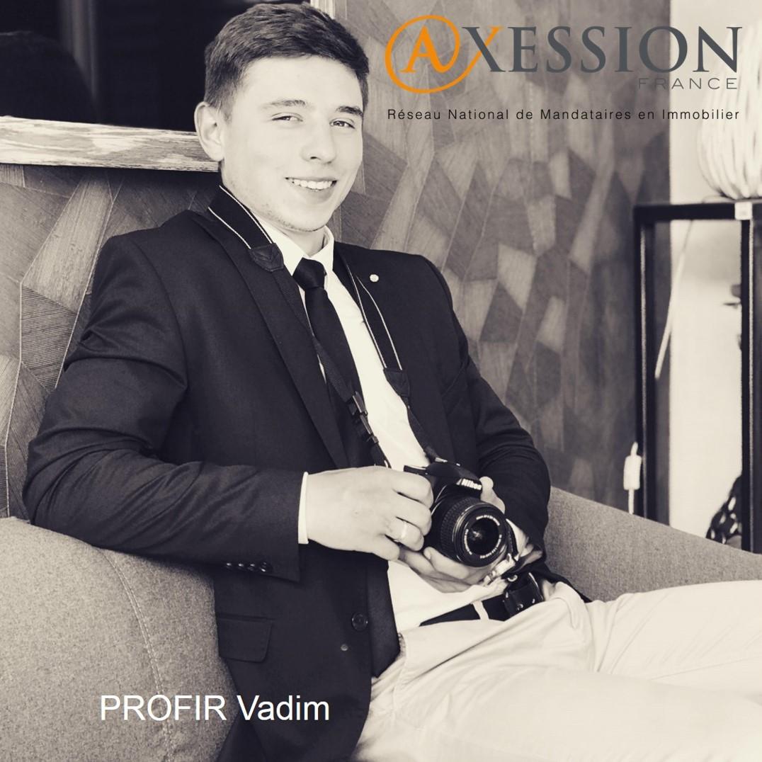 Vadim PROFIR Mandataire AXESSION