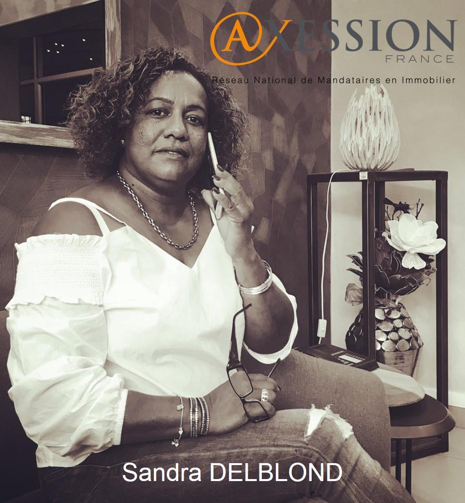 Sandra DELBLOND