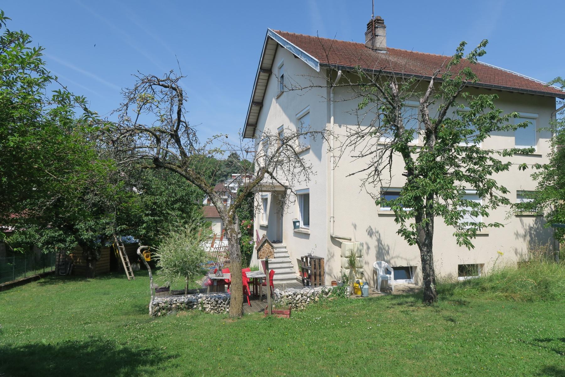 Annonce vente maison besan on 25000 160 m 450 000 for Annonce pour louer une maison