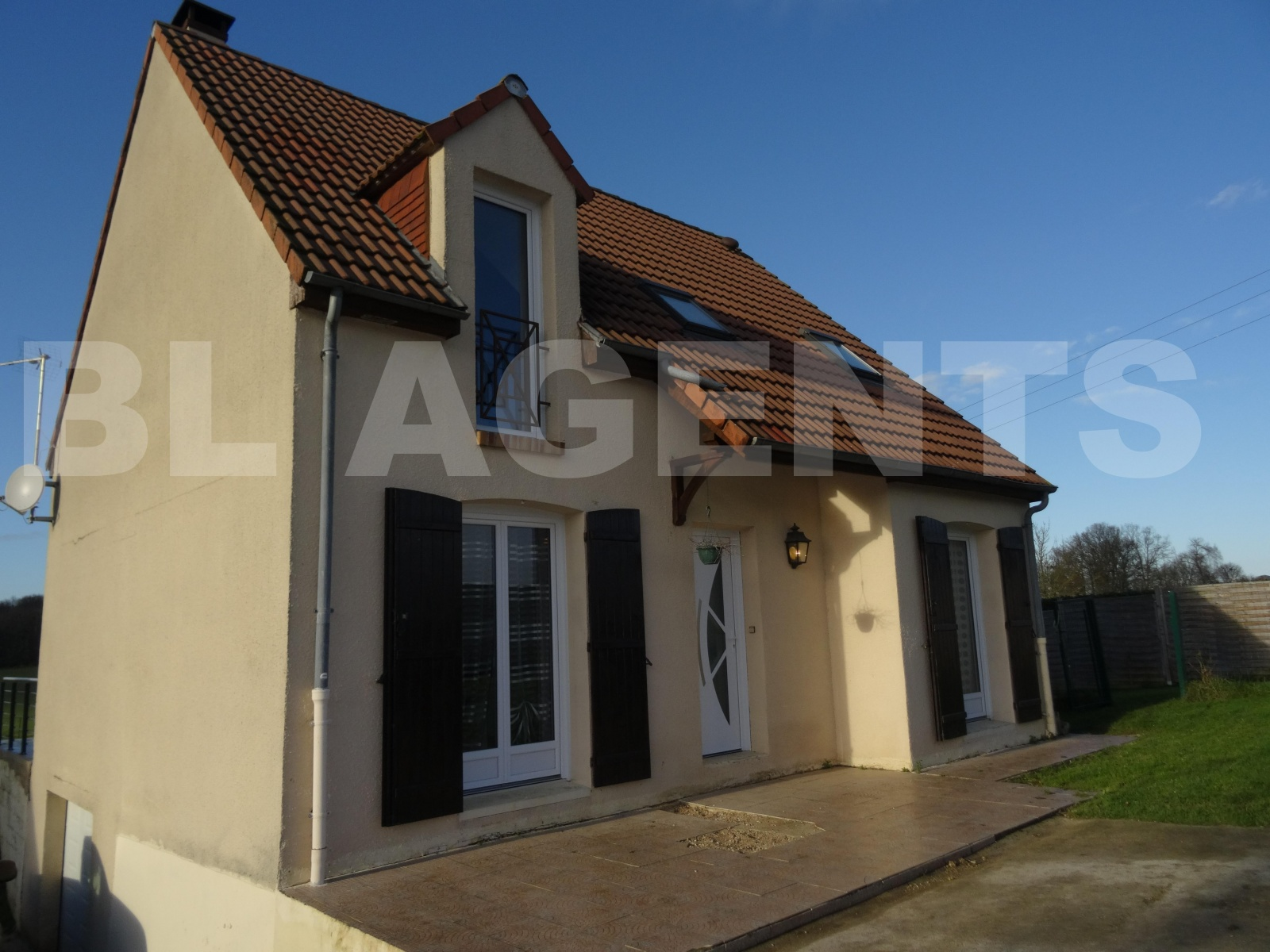 Annonce vente maison coulommiers 77120 106 m 239 000 for Assurance maison industrielle alliance