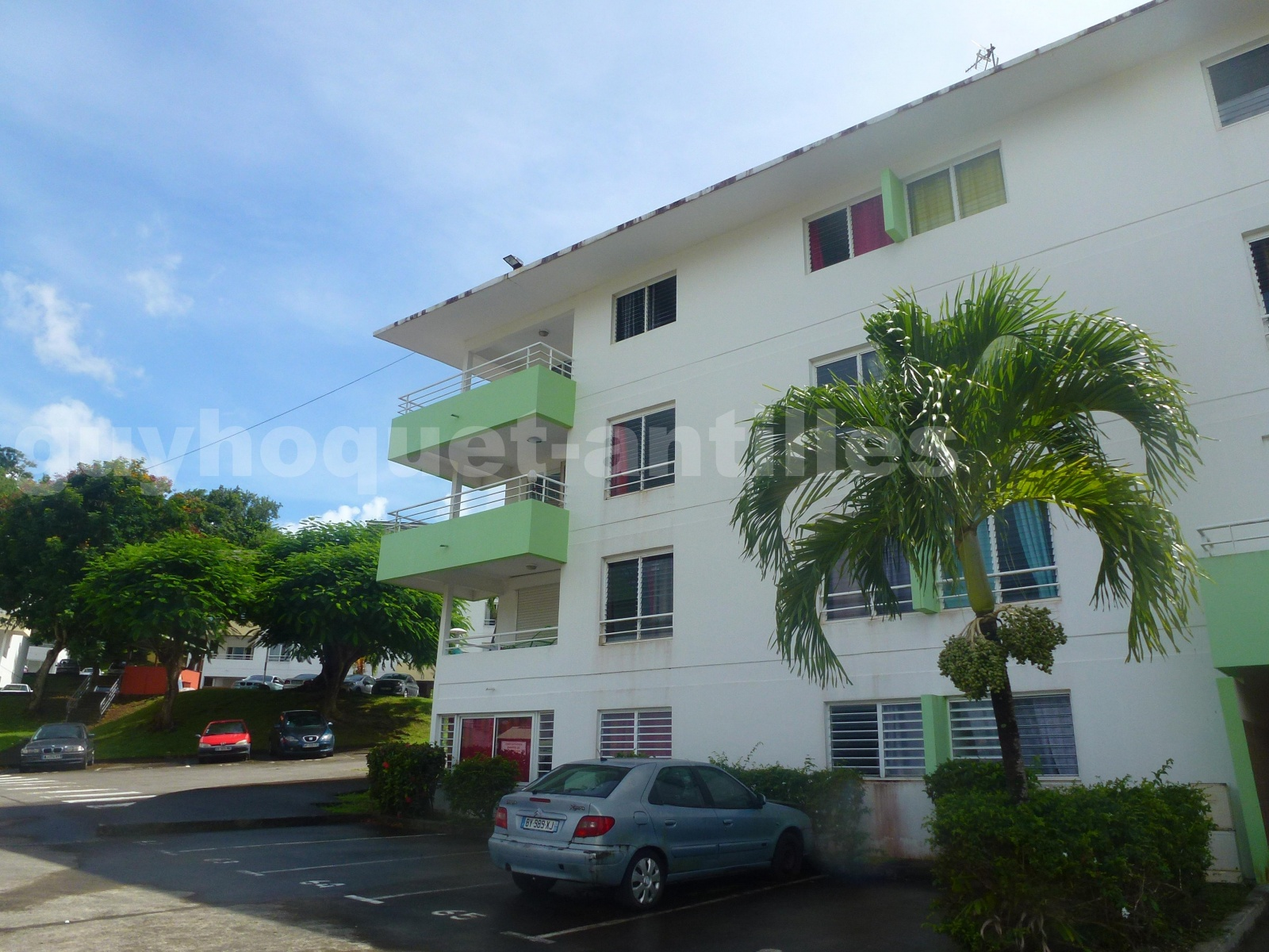 Achat immobilier guadeloupe martinique antilles for Achat maison guadeloupe