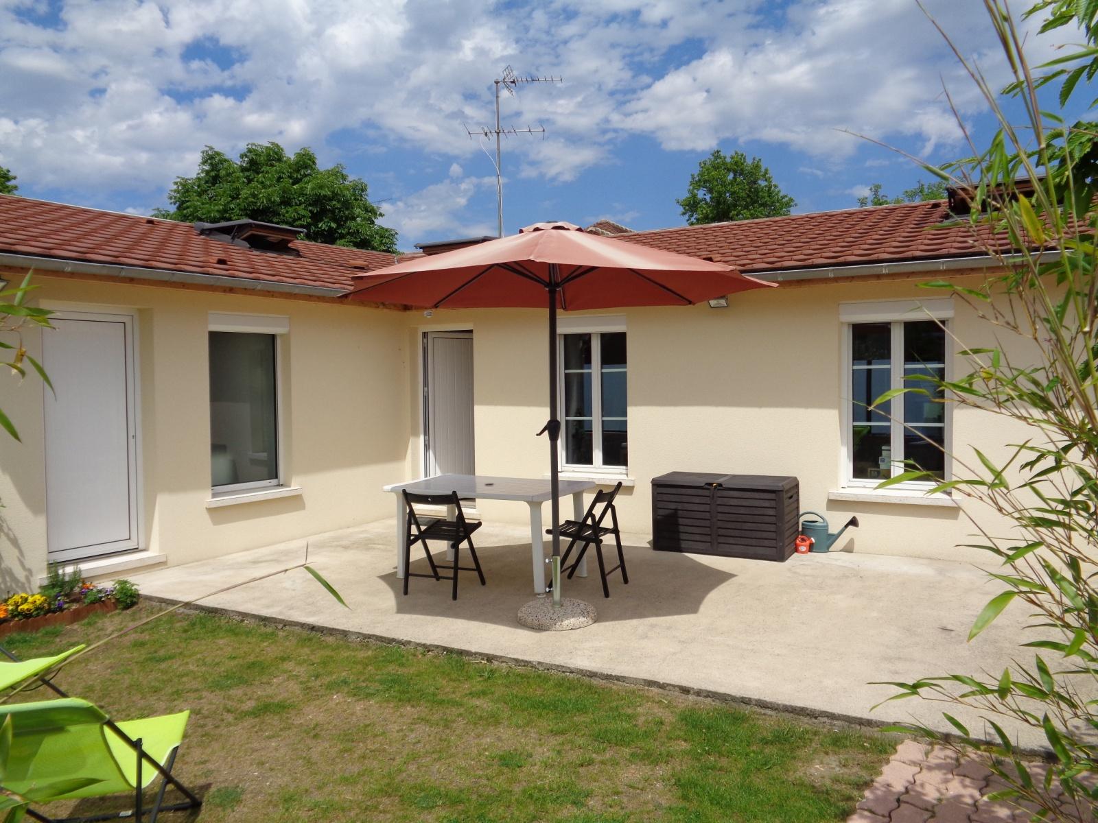 Achères- Maison- 3P- 64m²