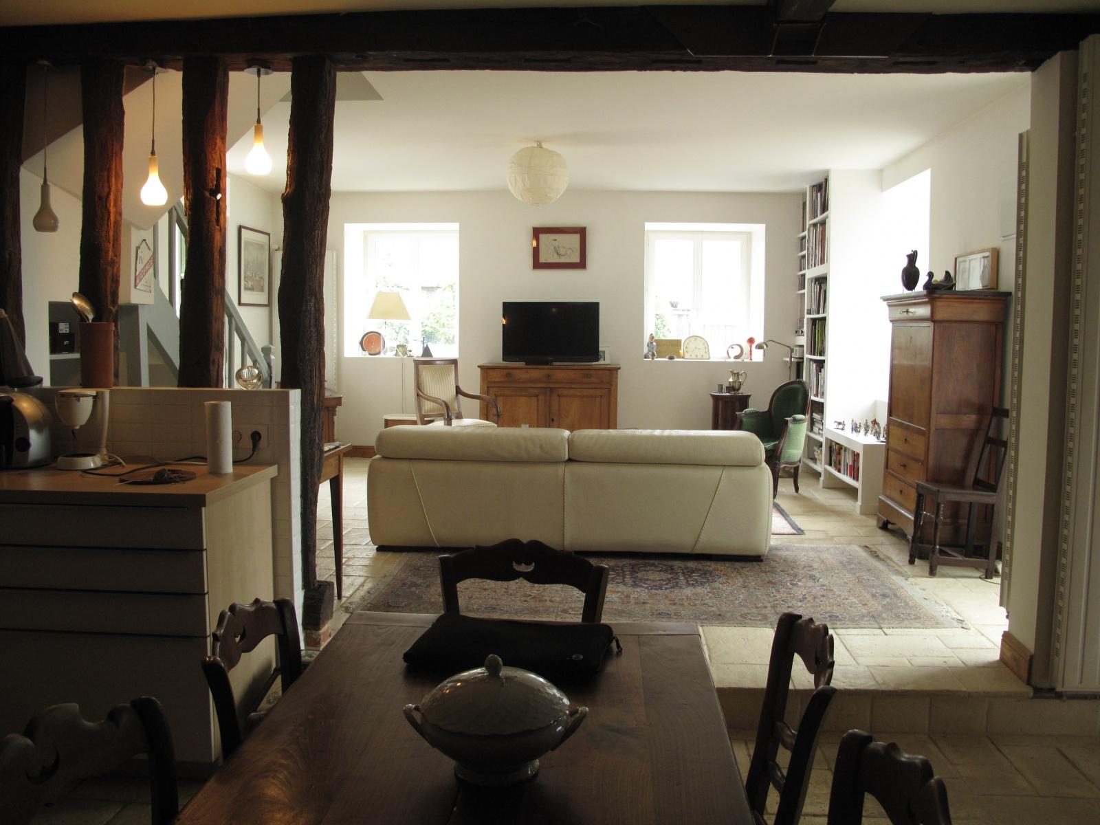 MOSNES (37) Maison 6 pièces - 125 m²