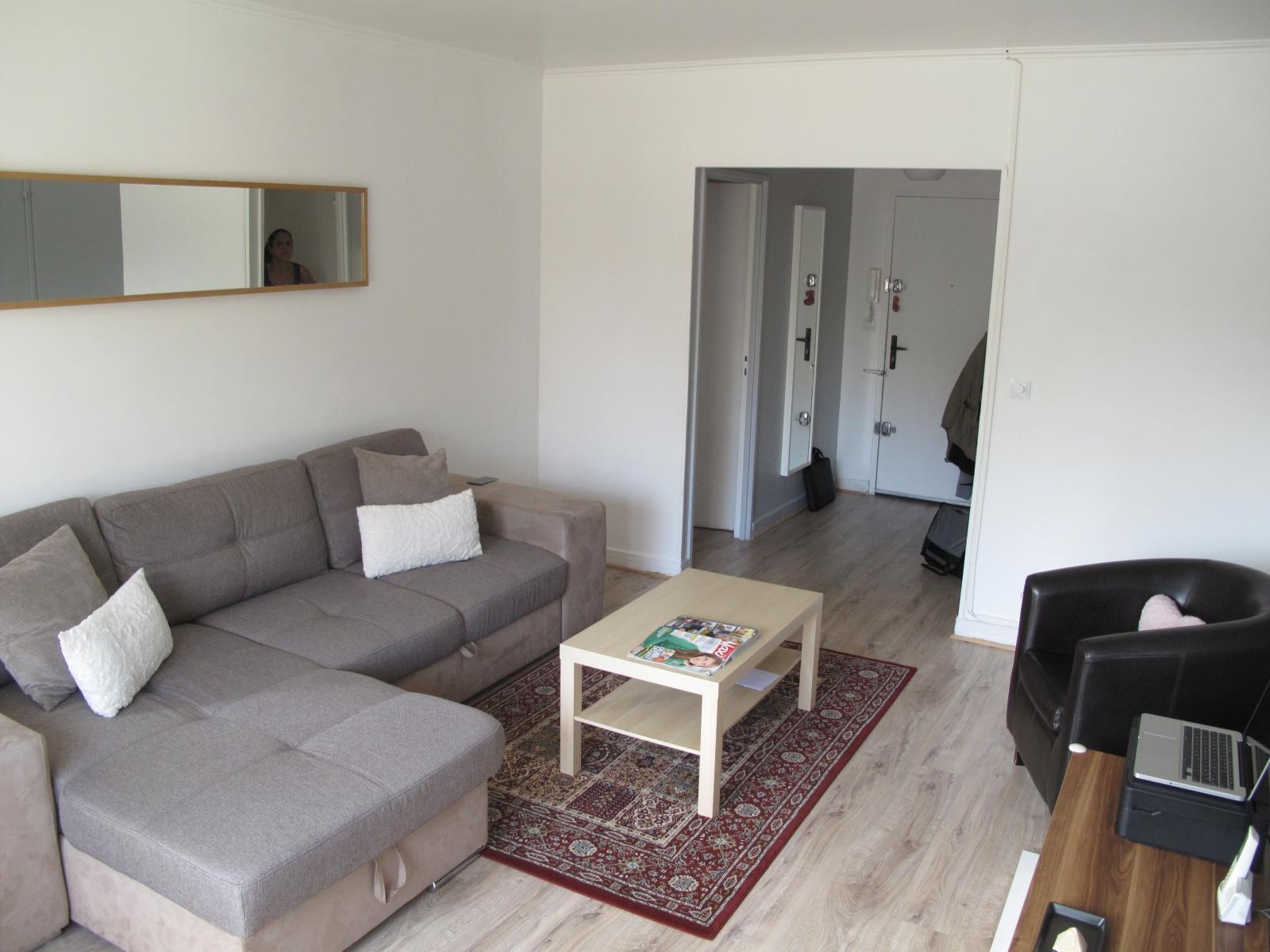 Grand 2 pièces refait à neuf  56 m², Aubervilliers