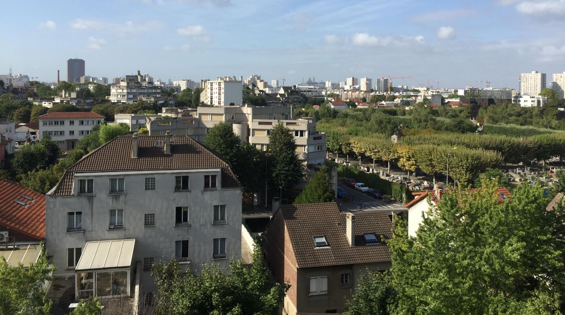 Bel appartement à rénover 76 m², 6e etage, Aubervilliers