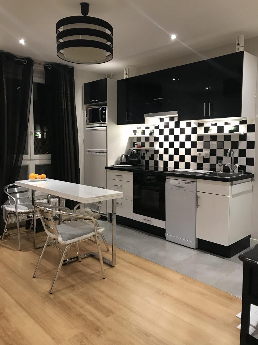 Appartement 3 pièce(s) 38 m2