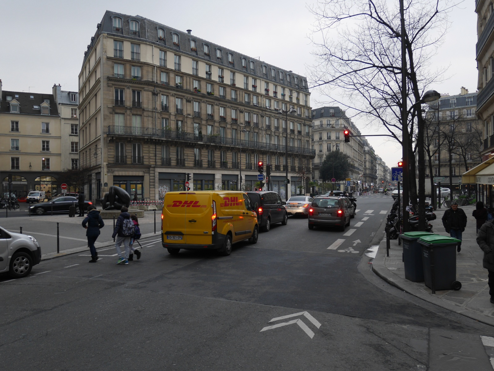 PARIS 3e - Restaurant - Fond de commerce