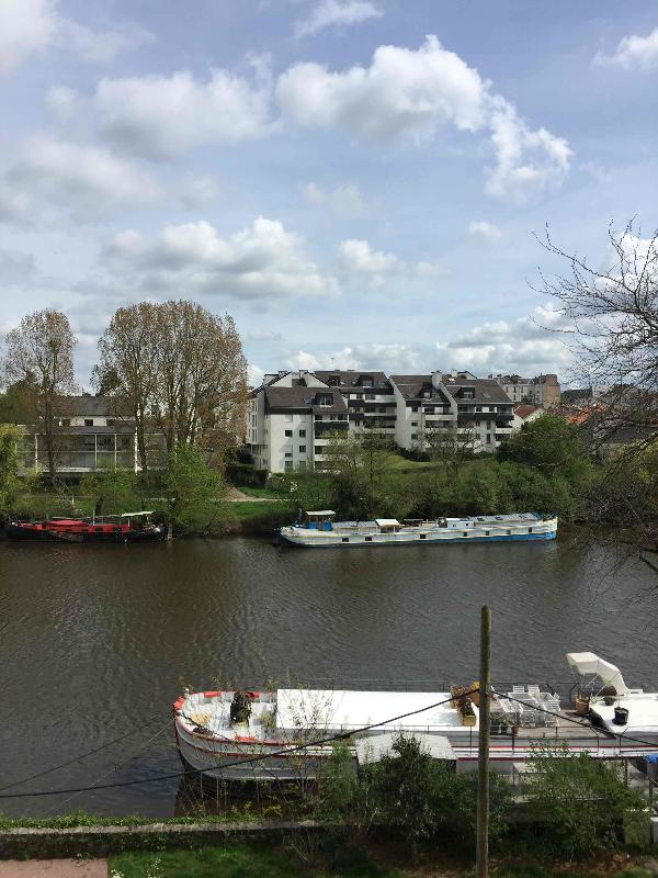 Location appartement<br />Nombre de pièce : 4<br />73 m² sur Nantes