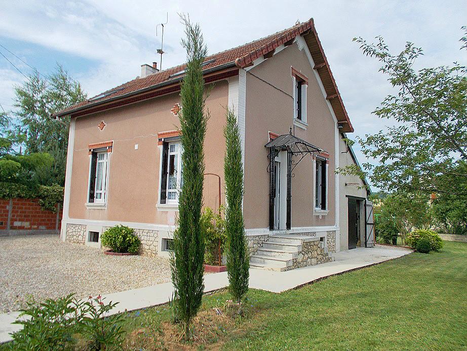 Annonce vente maison provins 77160 113 m 199 000 for Maison provins