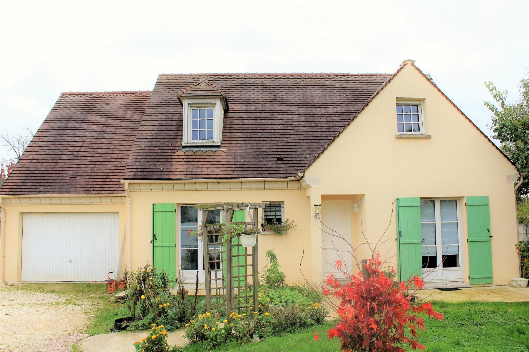 Annonce vente maison provins 77160 120 m 199 000 for Maison provins