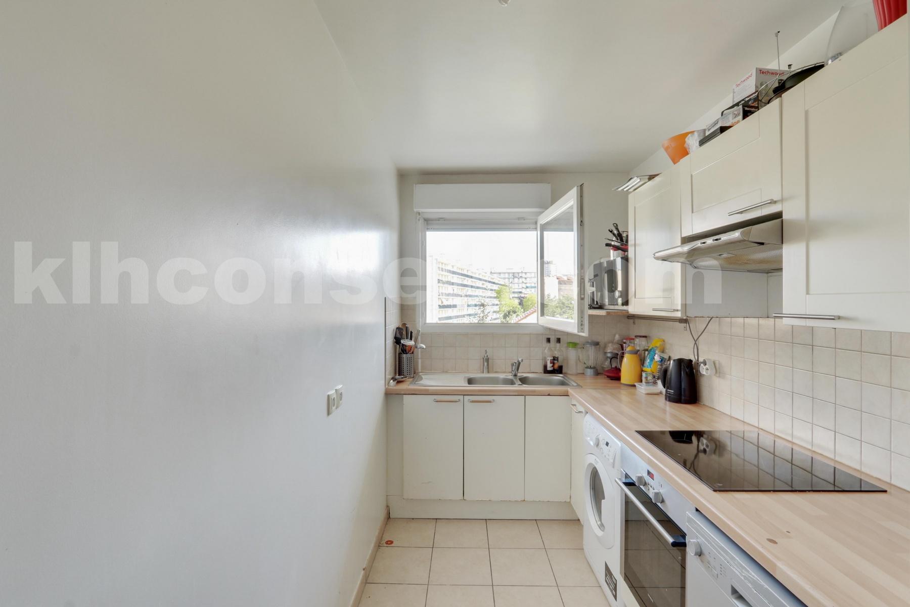 Vente Appartement de 4 pièces 89 m² - COLOMBES 92700 | KLH Conseil -  photo6