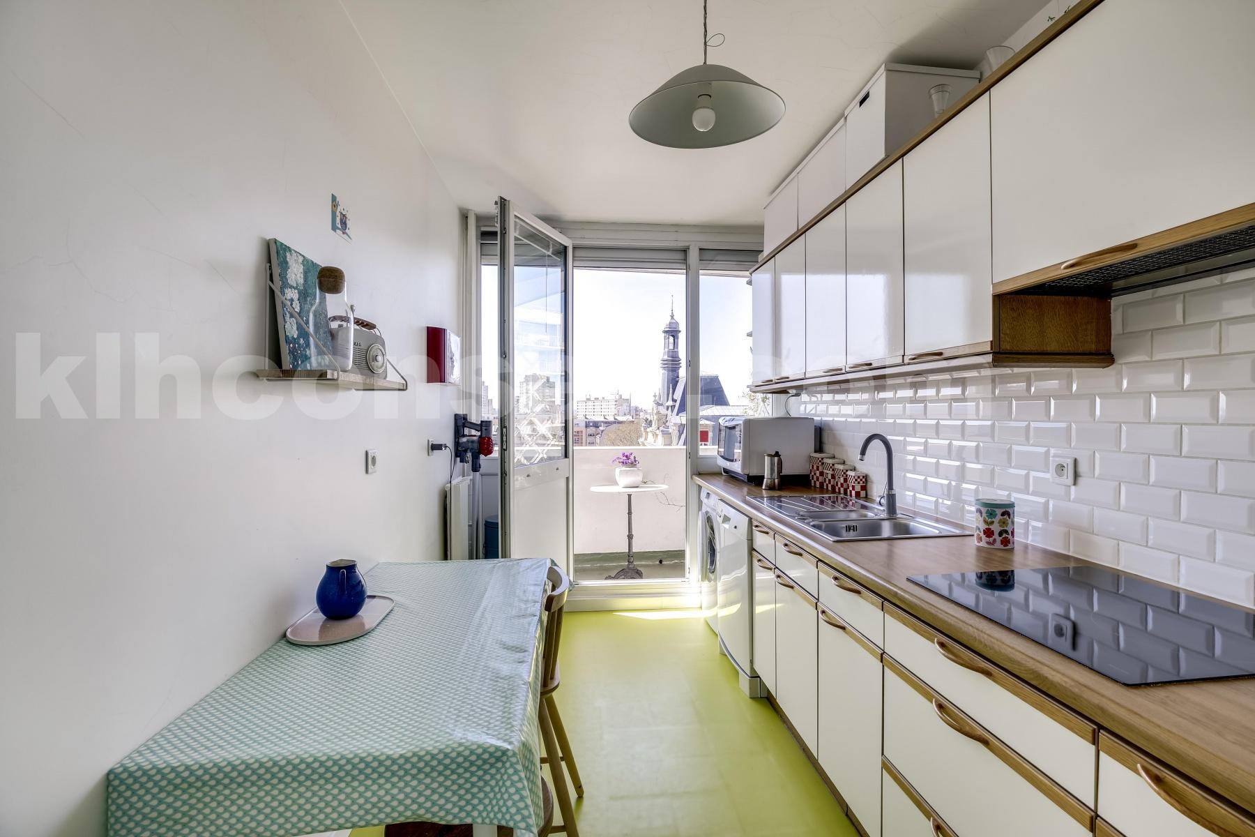 Vente Appartement de 4 pièces 77 m² - COLOMBES 92700 | KLH Conseil - AR photo6