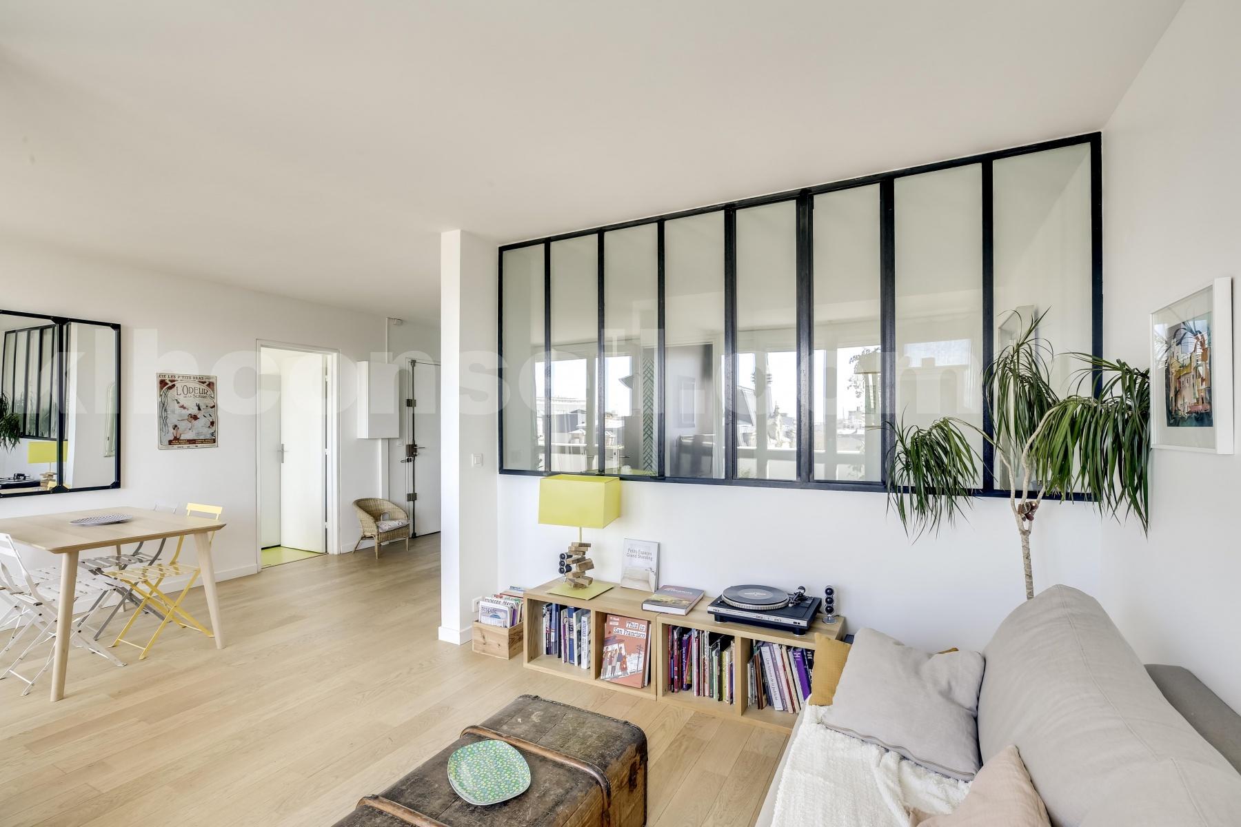 Vente Appartement de 4 pièces 77 m² - COLOMBES 92700 | KLH Conseil - AR photo1