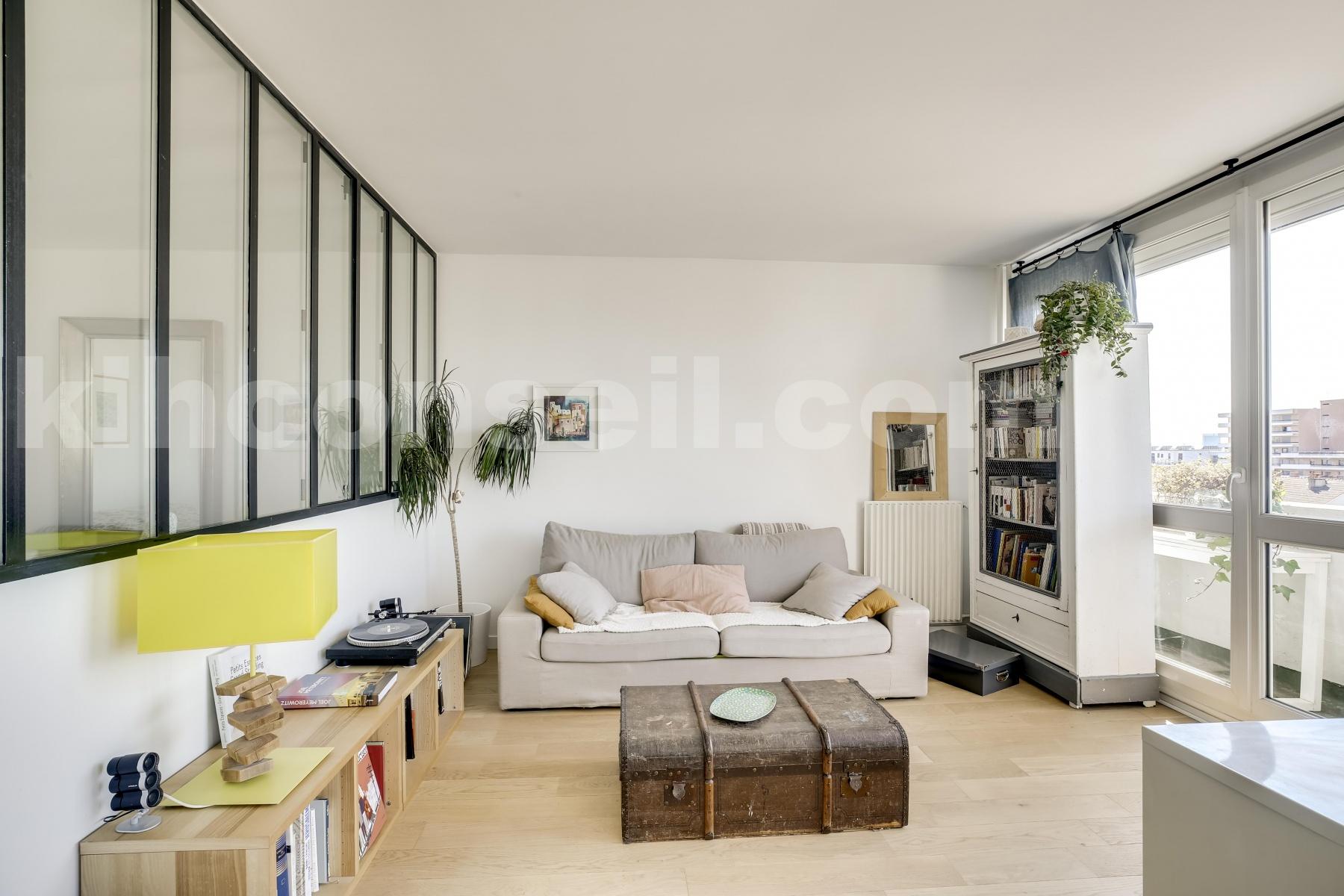 Vente Appartement de 4 pièces 77 m² - COLOMBES 92700 | KLH Conseil - AR photo5