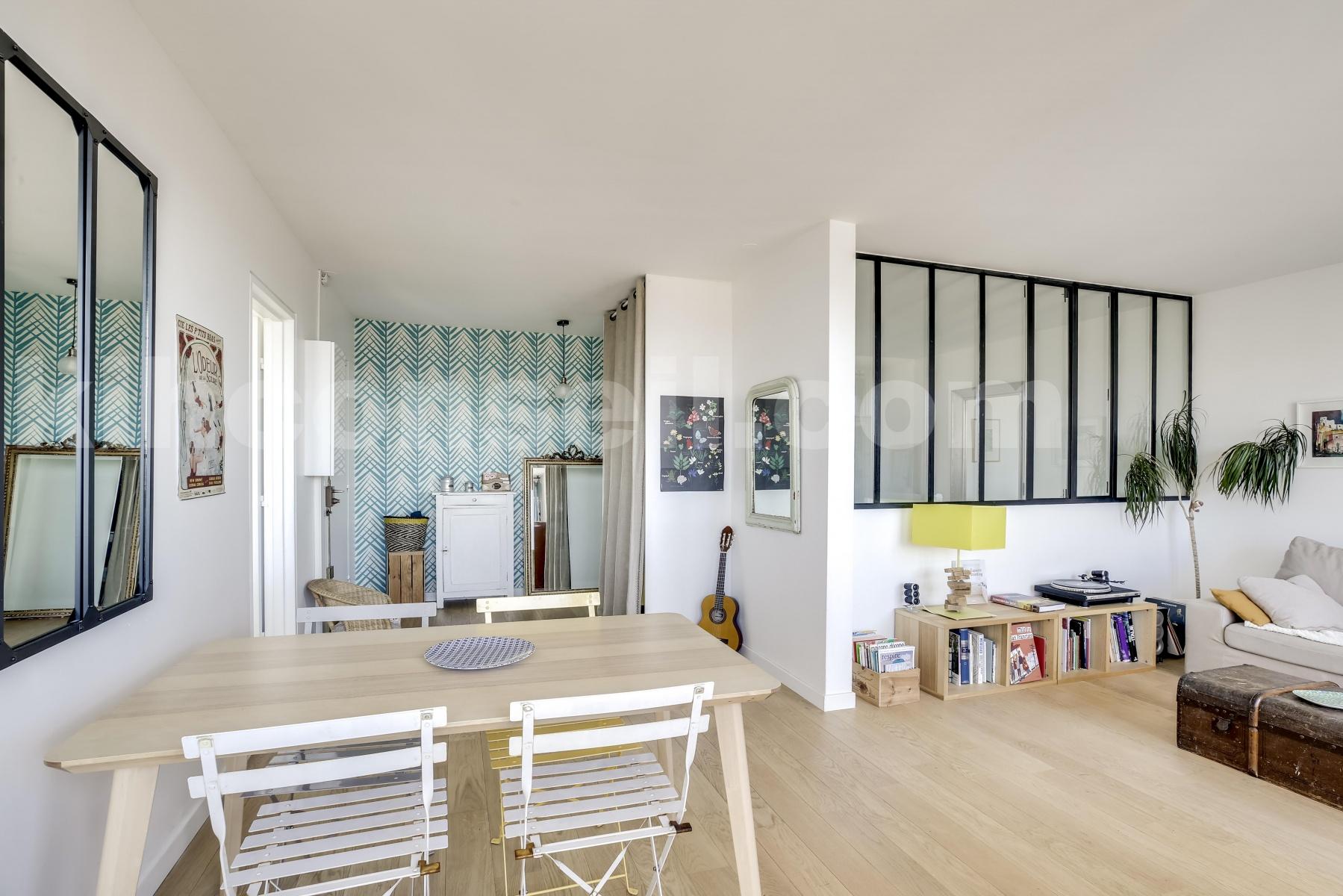 Vente Appartement de 4 pièces 77 m² - COLOMBES 92700 | KLH Conseil - AR photo2