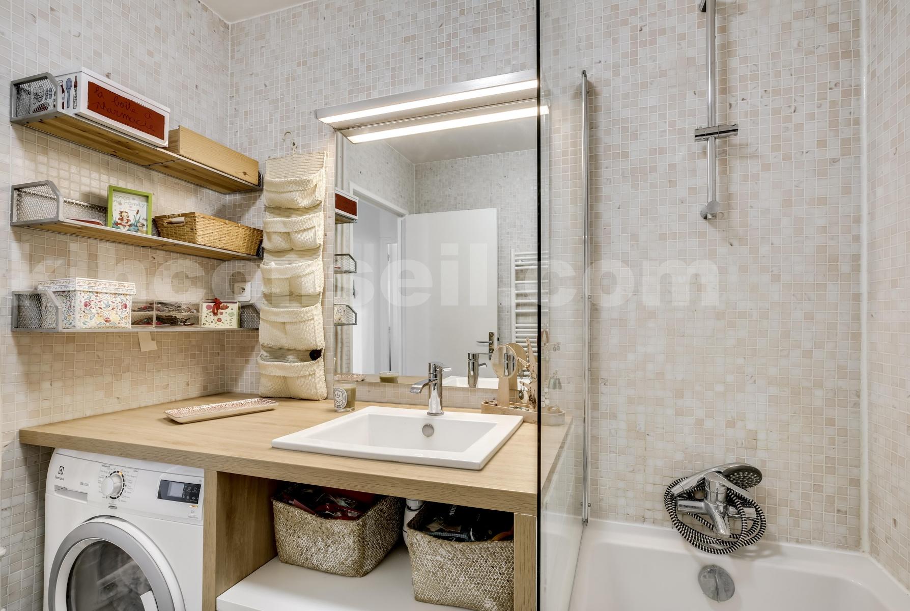 Vente Appartement de 4 pièces 77 m² - COLOMBES 92700 | KLH Conseil - AR photo9