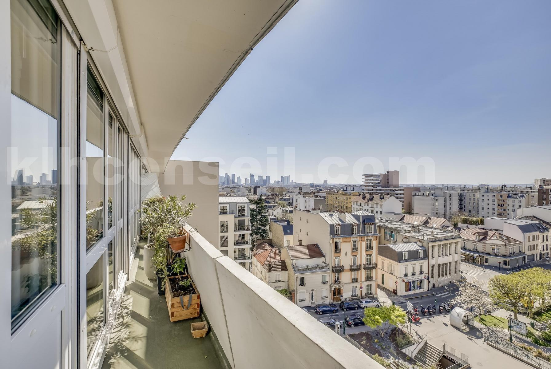 Vente Appartement de 4 pièces 77 m² - COLOMBES 92700 | KLH Conseil - AR photo4