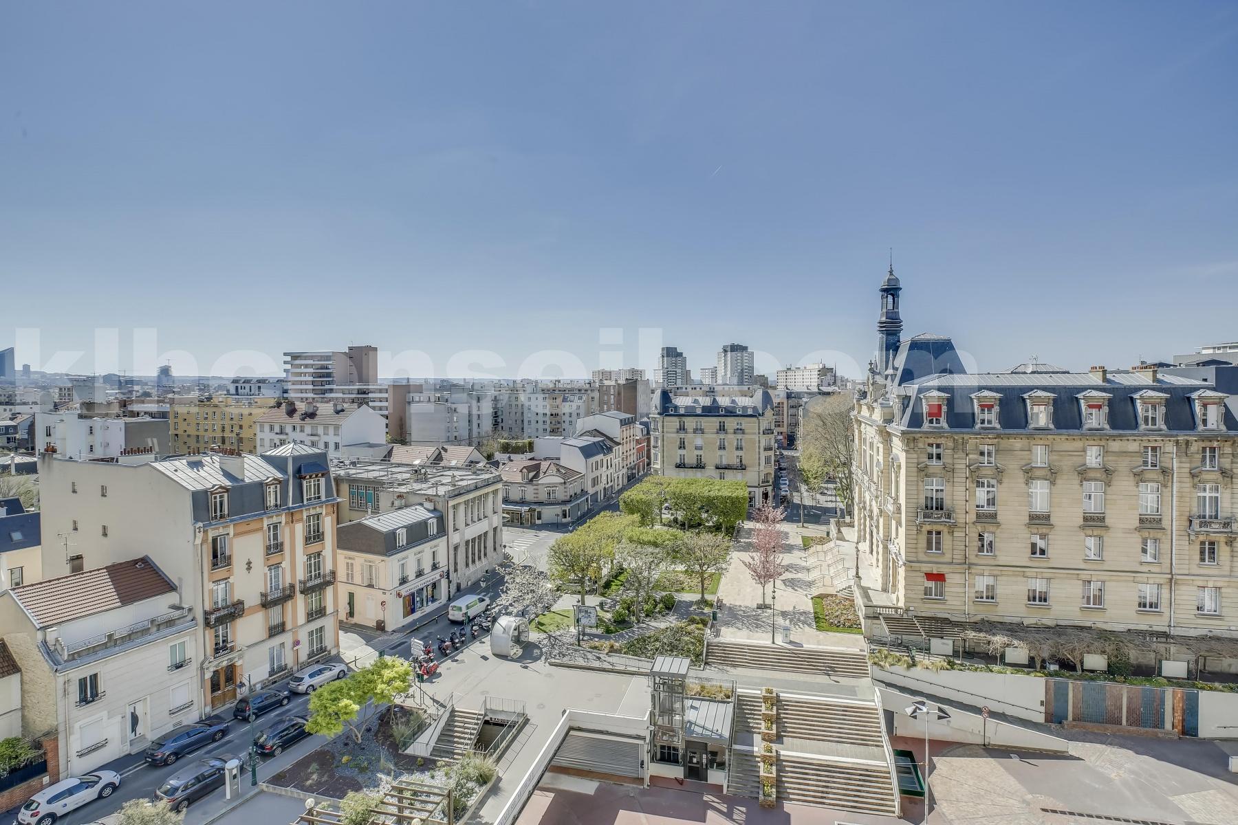 Vente Appartement de 4 pièces 77 m² - COLOMBES 92700 | KLH Conseil - AR photo3