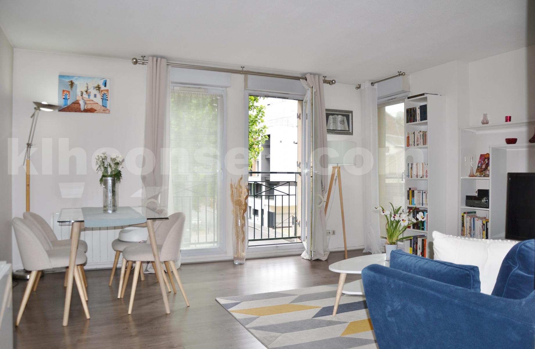 Vente Appartement de 4 pièces 79 m² - COLOMBES 92700   KLH Conseil - AR photo1