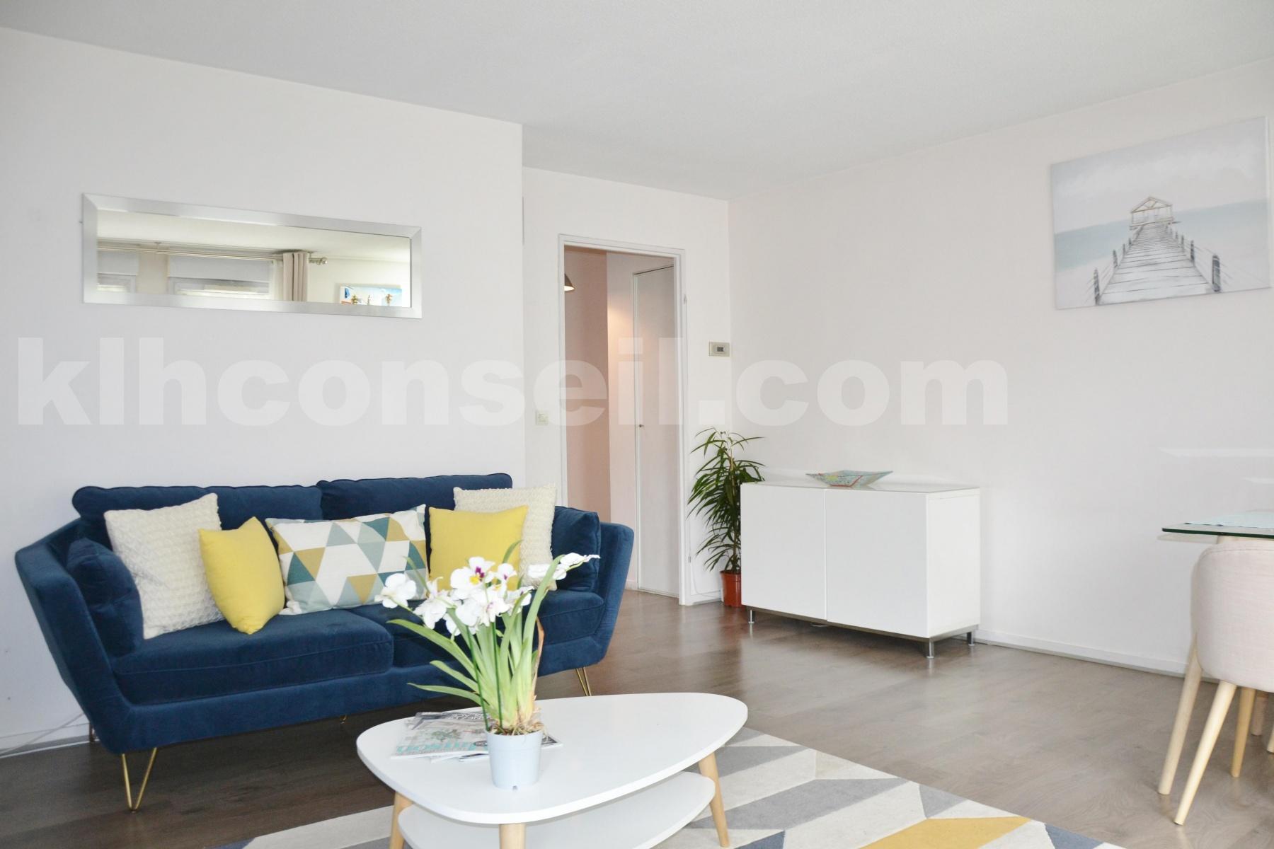 Vente Appartement de 4 pièces 79 m² - COLOMBES 92700   KLH Conseil - AR photo2