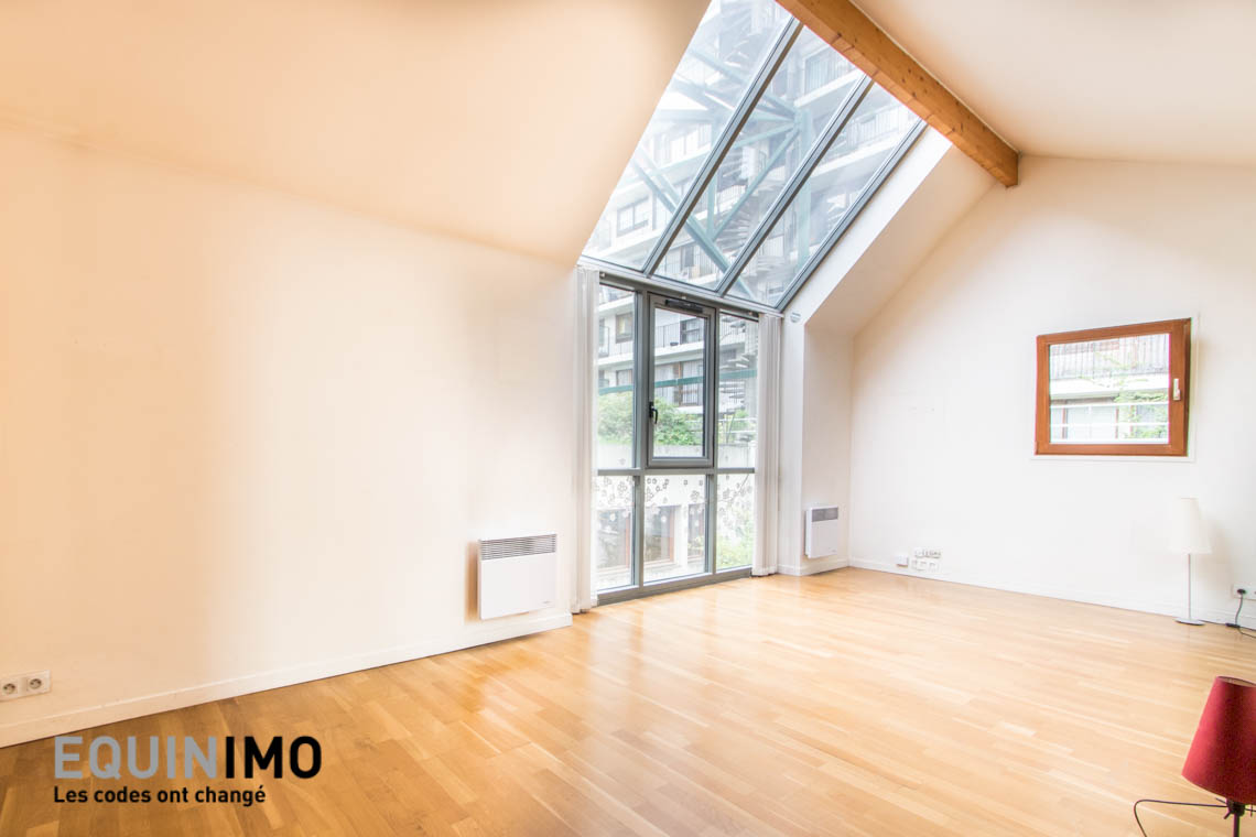 Annonce vente loft paris 14 71 m 640 000 992737040283 for Loft annonce
